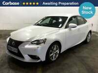 2014 LEXUS IS 300h Executive Edition 4dr CVT Auto