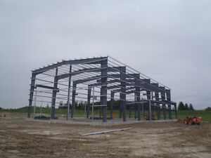 50 X 100 X 18 PRE ENG STEEL BUILDING GREAT SHOP/STORAGE