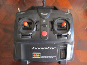 Innovator TS6 2.4GHz 6-Channel Helicopter Remote