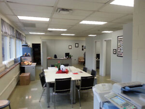 Over 6,000 Sq Ft of Commercial Space!