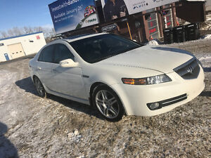 2008 Acura TL limited Sedan*brand new tires*recent maintenance