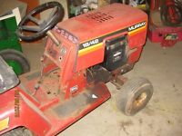 Murry ride - on lawn tractor