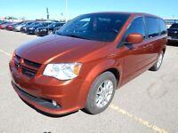 2012 Dodge Grand Caravan R/T  Duel DVD'S,Power Doors,Stow N Go,