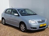 2006 06 TOYOTA COROLLA 1.6 T3 COLOUR COLLECTION VVT-I 5D AUTO 109 BHP