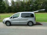 2016 Peugeot Partner Tepee 1.6 VTi 98 Active 5dr WHEELCHAIR ACCESSIBLE ADAPTED V