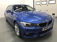 BMW 4 Series 420d [190] xDrive M Sport 5dr Auto [Prof Media]