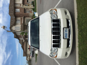 2008 Jeep Grand Cherokee Limited  As Is
