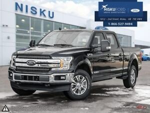 2018 Ford F-150 Lariat  - Leather Seats -  Navigation