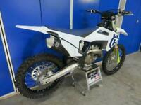 Husqvarna FC 250 2020 only 47 hours,new tyres,chain,sprockets
