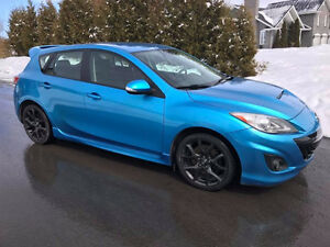 2011 Mazda MAZDASPEED3 Berline Turbo 263HP