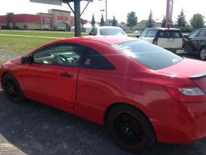 2009 Honda civic coupe read full ad