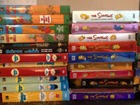 Tons of cool DVD's for sale