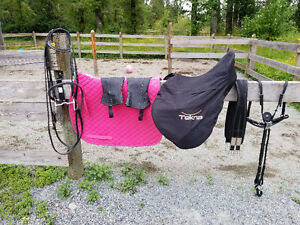 Brand New Tekna All Purpose Saddle