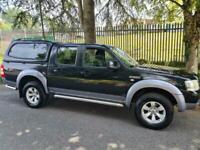 2007 Ford Ranger Pick Up XLT doublecab 2.5 TDCi 4WD PICK UP Diesel Manual