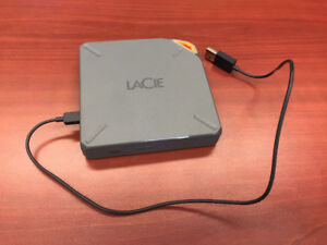 Disque Dur WiFi LACIE Fuel 1To USB 3.0 - Comme neuf !!
