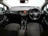 2018 Vauxhall Astra 1.4i 16V SRi 5dr HATCHBACK Petrol Manual