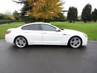 BMW 6 SERIES 640D M SPORT GRAN COUPE 2013/13
