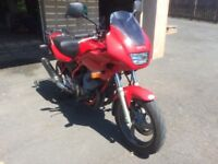 YAMAHA XJ600s DIVERSION 1996