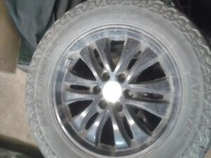 """GMC/Chevy 20"""" wheels with 33"""" tires"""
