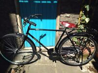 Dutch town bike bicycle, perfect condition brand new