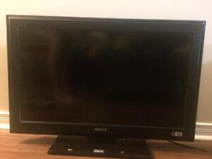 Sony 37 lcd Tv. 250$ or best offer