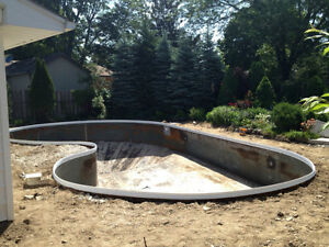 Swimming pool openings, liner instllation and renovations Kitchener / Waterloo Kitchener Area image 2