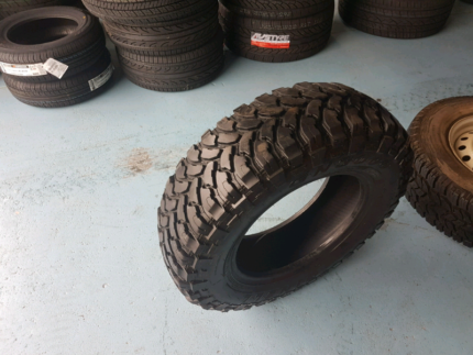 4x4 mud tyres 225/70/r16 Traralgon Latrobe Valley Preview