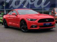 2016 Ford Mustang 2.3 EcoBoost 2dr Auto COUPE Petrol Automatic