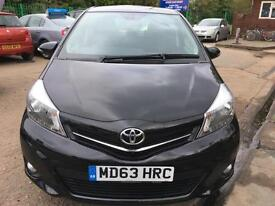 Toyota Yaris 1.4 D-4D Icon+ 5dr 2014(63) Hatchback £6500
