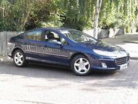 Peugeot 407 2.0HDi 136 Sport**1 Owner**FSH**RARE AUTO DIESEL**Low Miles**SAT NAV