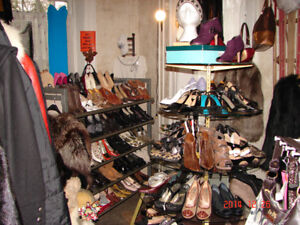 Complete womans fashion inventory