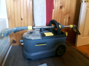 Karcher puzzi 10/1 extractor carpet and surface cleaner