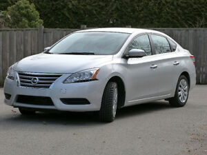 2013 Nissan Sentra S Sedan automatic A/C, 22.700 km only