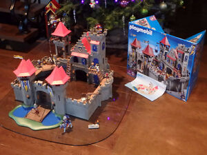 Playmobil Knights Empire Castle 3268