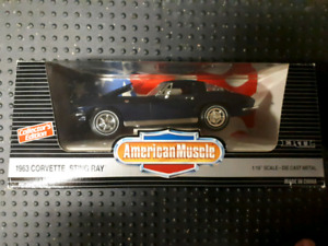 1963 Chevrolet Corvette Stingray 1:18 Diecast