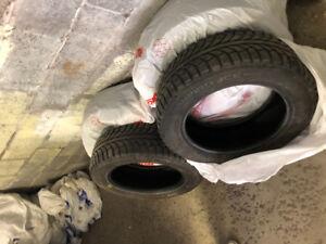 4 champiro ice winter tires - good condition