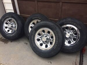 Gm tires and rims