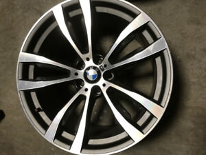 BMW FORGED M PACKAGE STAGGERED RIMS FOR SALE