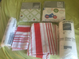 Baby Bedding set: 2 Comforter  covers etc