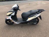 Sinnis shuttle 125 cheap bike to go