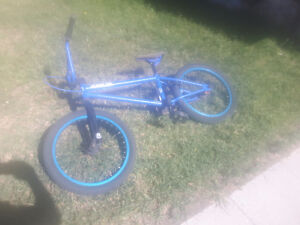 Blue subrosa bmx for sale