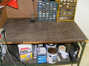 Work bench & tool holder Kawartha Lakes Peterborough Area image 3