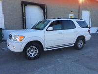 2004 TOYOTA SEQUOIA V8 4WD | LIMITED | FULLY LOADED | BEAUTY!!!!