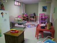 Home Daycare in Westmount area
