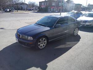 2003 BMW 3-Series Coupe (2 door)