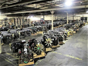 GAS & DIESEL ENGINES DODGE FORD GM  CALL 514-562-8344