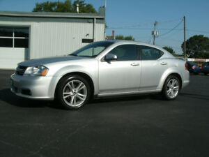 2012 Dodge Avenger SXT: 2.4 Litre, Auto, Only 134K,Drives Great!