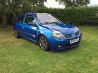 2004 Renault Clio Sport 182 Full Fat both Cup Pack 197 200 225