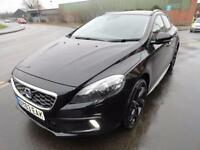 2013 Volvo V40 Cross Country 1.6 D2 Lux 5dr (start/stop, nav)