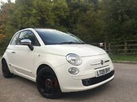 Fiat 500 special edition fully loaded